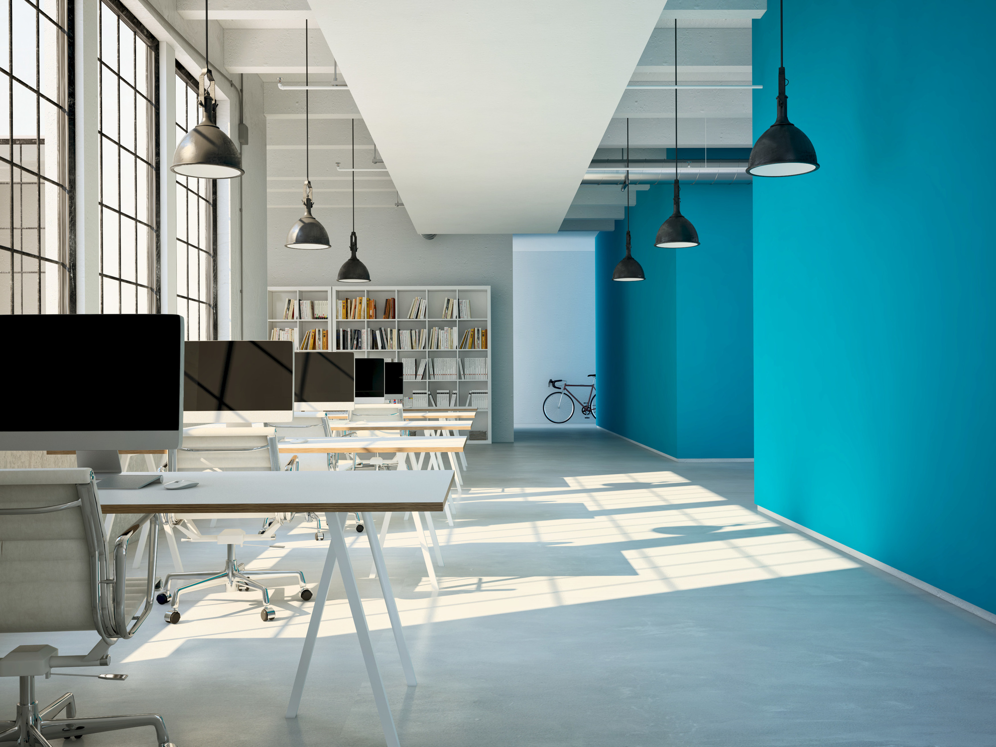 10 Best Office Paint Colors To Improve Productivity